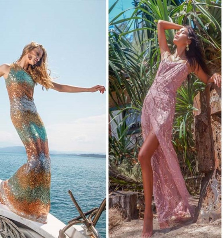 the-beauty-of-cocktail-dress-for-wedding-at-the-beach
